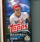 2014 topps basbeall series #1 hobby unopened box mike trout