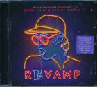 Revamp: Reimagining The Songs Of Elton John Bernie Taupin CD NEW Coldplay Pink