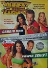 The Biggest Loser The Workout Cardio Max  Power Sculpt DVD 2007 NEW