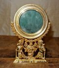 Vintage Italian Italy Dore Bronze Picture Photo Frame