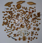 200 Lego lot Gold Friends Elves Girls leaves goblets Book ring LOTR Pirate Coins