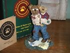 Boyds Bears 2000 ~NE GRANDPA MCBRUIN WITH BRIAN...GRANDFATHERS~  STYLE #228350