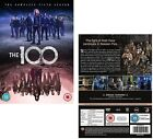 THE 100 Season 5 2018 Post Apocalyptic Sci Fi TV Series NEW R2 DVD not US