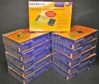 Lot of 11 Netgear ProSafe 108 Mbps Dual Band Wireless PC Card 32 bit CardBus New