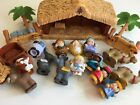 Fisher Price Little People Nativity Set Musical Light Up