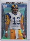Kurt Warner Cards, Rookie Cards and Autographed Memorabilia Guide 37