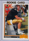Full Brett Favre Rookie Cards Checklist and Key Early Cards 48