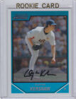 Clayton Kershaw Signs Exclusive Autograph Deal with Topps 18