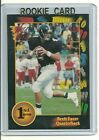 Full Brett Favre Rookie Cards Checklist and Key Early Cards 54