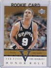 Tony Parker Cards, Rookie Cards and Autographed Memorabilia Guide 37