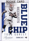 Todd Gurley Rookie Cards Guide and Checklist 74