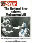 Muhammad Ali Boxing Cards and Autographed Memorabilia Guide 42