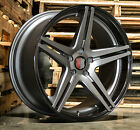 20 Roderick RW7 Concave Staggered Wheels For Lexus GS350 GS450 GS460 5x1143