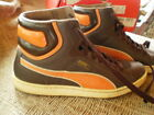 NEW Mens PUMA Hawthorne XE Suede 352802 03 BROWN CHOCOLATE Sneakers Shoes