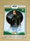 2017 Topps Star Wars Stellar Signatures Trading Cards 22