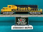 176 4907 Santa Fe Kato N Scale SD40 2 Snoot NIB