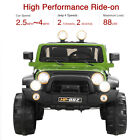 Powered 12V Kids Ride on Toys Jeep Car Electric Battery Remote Control 4 Speed