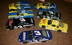 Huge Lot of Dale Earnhardt 3 1 24 scale Diecast Cars