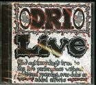 D.R.I. Live CD new Dirty Rotten Imbeciles
