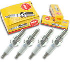 4pcs Derbi DIRT BOY DIRT KID NGK Standard Spark Plugs 50 4 Stroke Kit Set kq