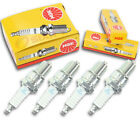 4pcs 96-99 KTM LC2 NGK Standard Spark Plugs 125 Kit Set Engine js