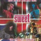 The Sweet : Live At The Rainbow 1973 CD (2000) Expertly Refurbished Product
