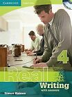 Real Writing 4 with Answers [With CD]: Level 4 (Cambridg... | Buch | Zustand gut