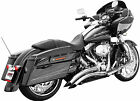 Freedom Performance Sharp Curve Radius Exhaust System Chrome HD00228