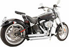 Freedom Performance Declaration Turn Out Exhaust System Chrome HD00247