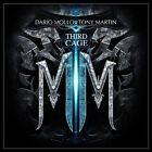 Dario Mollo & Tony Martin : The Third Cage CD (2015)