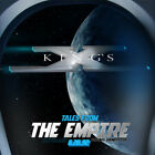 King's X - Tales From the Empire (2010) 2 CD set NEW rare htf