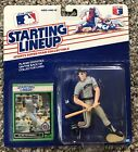 Starting Lineup 1989 Alan Trammell Detroit Tigers Figurine and Card