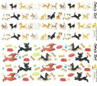 SUZY ZOO ADORABLE PUPPY AND KITTY BORDER STICKERS SUZY SPAFFORD