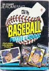 1985 DONRUSS Baseball Wax Card Box 36 Packs UNOPENED - FASC - Loc#csA4L #2L
