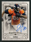 2014 Topps Museum Collection Football Cards 13