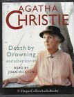 Death by Drowning And Other Stories by Agatha Christie CD Audio 2000