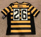 Le'veon Bell Authentic Pittsburgh Steelers Autographed On Field Nike Jersey $600
