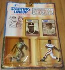 New 1989 Willie McCovey Willie Mays Starting Lineup Baseball Greats NY SF Giants
