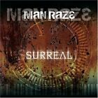 Man Raze - Surreal - Man Raze CD 52VG The Fast Free Shipping