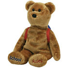 TY Beanie Baby - 123's the Bear (9 inch) - MWMTs Stuffed Animal Toy