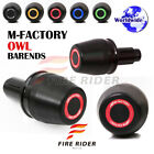 FRW 5Color OWL CNC Bar Ends For Ducati 900SS 1000SS 98-06 99 00 01 02 03 04 05