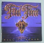 TIDAL FORCE WILL TO POWER CD 9 TRKS - 1993 USA