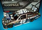 Jimmie Johnson 2012 Lowes 48 Rampage Finish Chevy 1 24 NASCAR Diecast 1 of 174