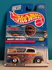 MINT Hot Wheels Dairy Delivery 1004 Trailer Edition with Real Rides