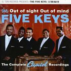 Out Of Sight Out Of Mind: Complete Capit - Five Keys - R & B CD