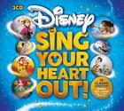 DISNEY SING YOUR HEART OUT DIGIPAK NEW CD