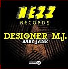 Baby Jane - Designer M.J. - Dance CD