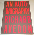 An Autobiography by Richard Avedon 1993 Hardcover SIGNED 1st edition w BOX