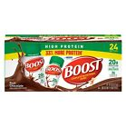 BOOST High Protein Drink, Chocolate 24 pk