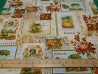 1 yard Windham Peace and Prosperity Patch Fall Harvest Fabric
